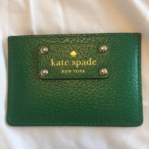 Kate Spade ID wallet/holder